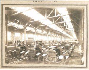 Usines Berliet (1916)